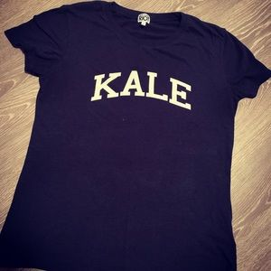 "Other - ""Kale"" 🥬 University Graphic Tee"